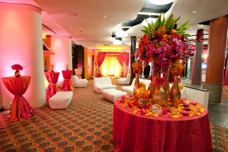 corporate event vancouver decor decorations