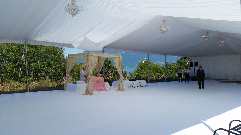 UBC Museum of Anthropology Sikh Wedding -indian wedding - sikh wedding outdoor