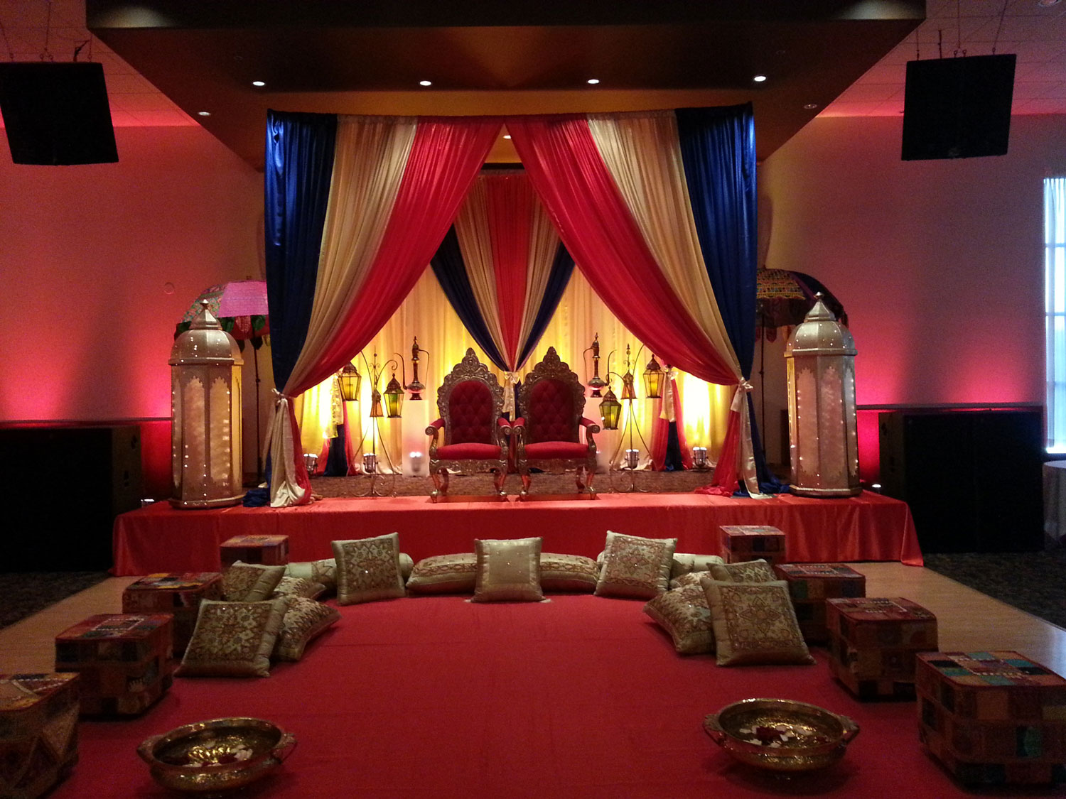 Indian Wedding Decor Sunam Events Indian Weddings Decor Vancouver