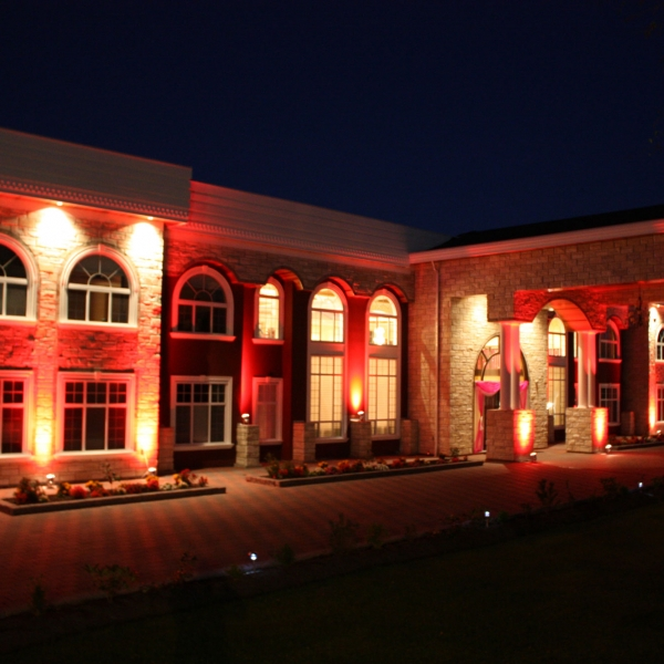 Private Residence House Party Lighting